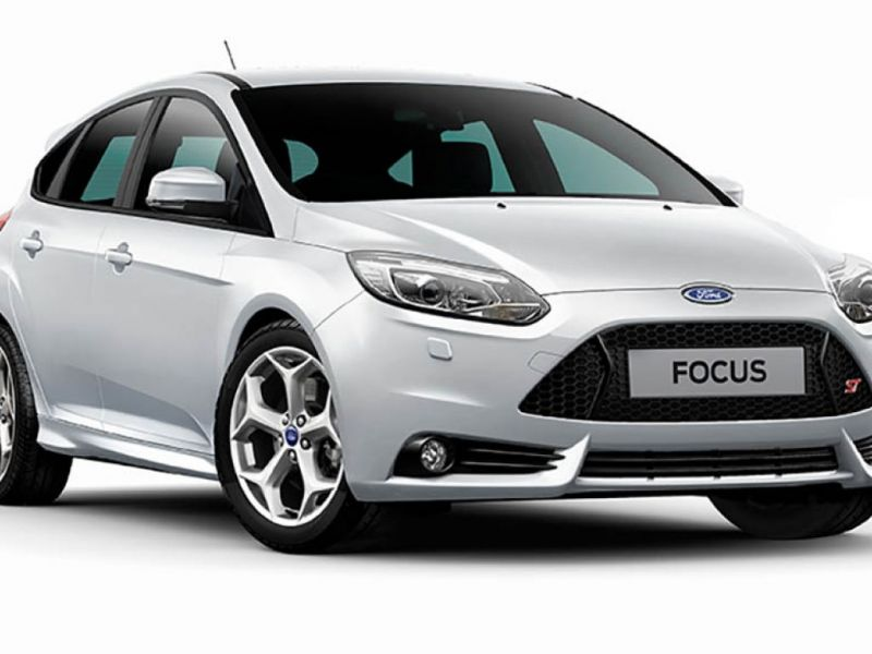 Ford Focus sun roof