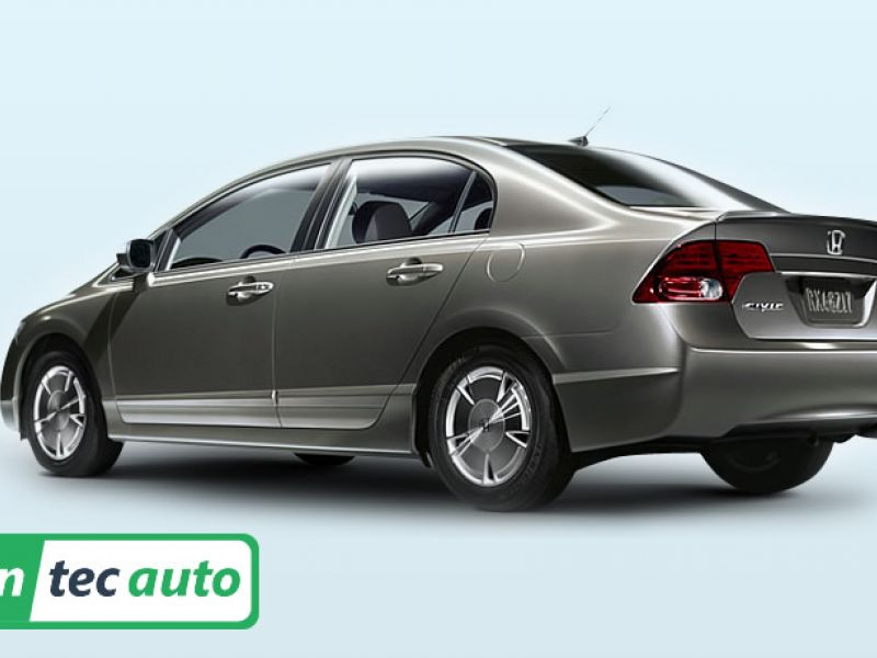 Honda Civic Hybrid Automatic